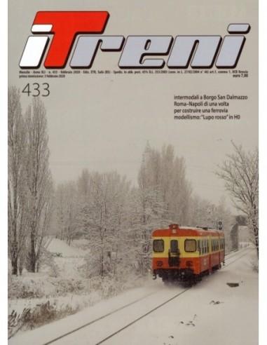 I Treni n.433 - Febbraio 2020