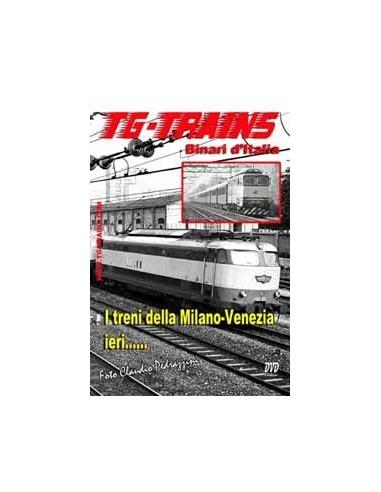 I treni della Milano-Venezia ieri...
