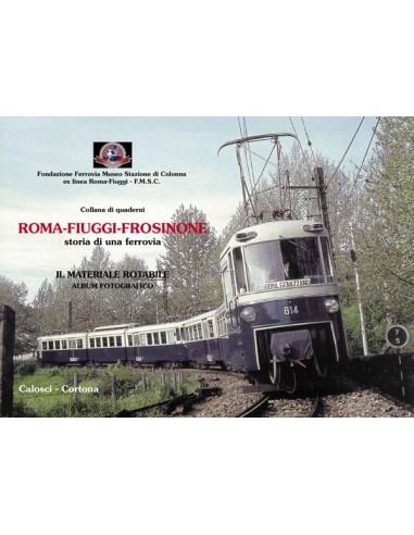 Roma-Fiuggi-Frosinone - Il materiale...