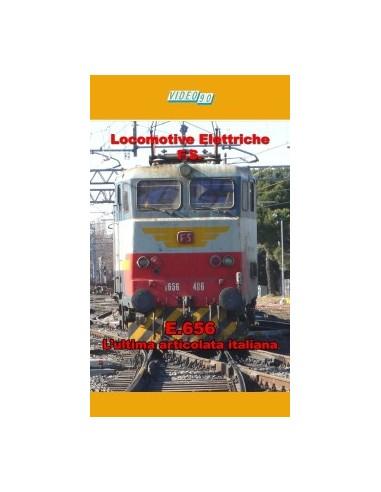 Locomotive Elettriche FS - E.656...