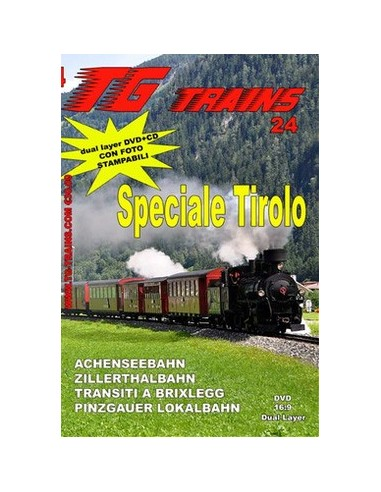 TG Trains - 24/2011 - Speciale Tirolo