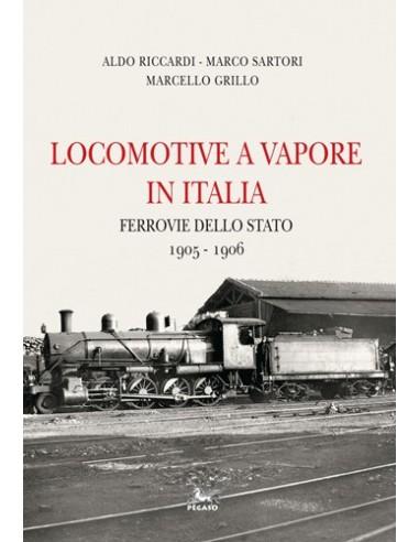 Locomotive a vapore in Italia -...