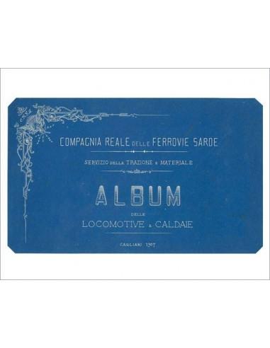 Album delle Locomotive e Caldaie...