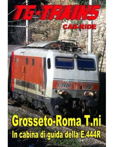 Grosseto-Roma T.ni - In cabina di...