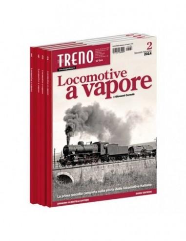 Fascicolo Locomotive a Vapore - II...