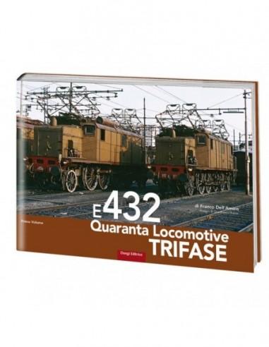 E.432 Quaranta Locomotive Trifase