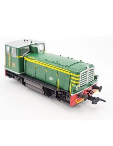 72002 - Locomotiva Diesel FS 225.6000