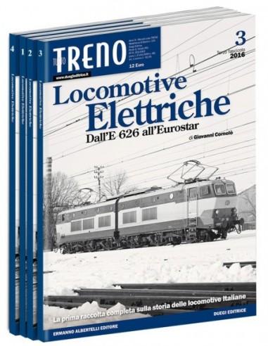Fascicolo Locomotive elettriche - III...