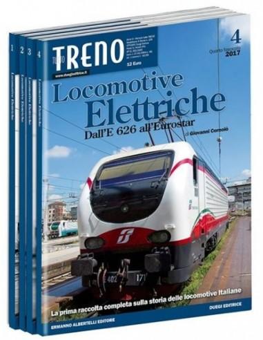 Fascicolo Locomotive elettriche - IV...