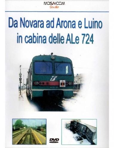 Da Novara ad Arona e Luino in cabina...