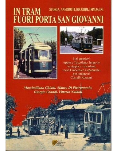 In tram fuori Porta San Giovanni