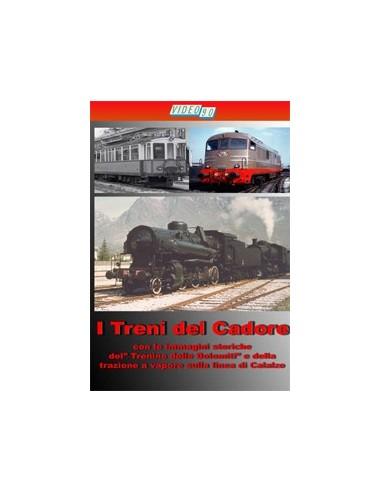 I treni del Cadore