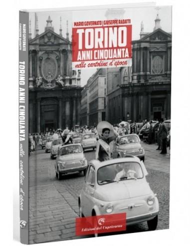 Torino anni Cinquanta nelle cartoline...