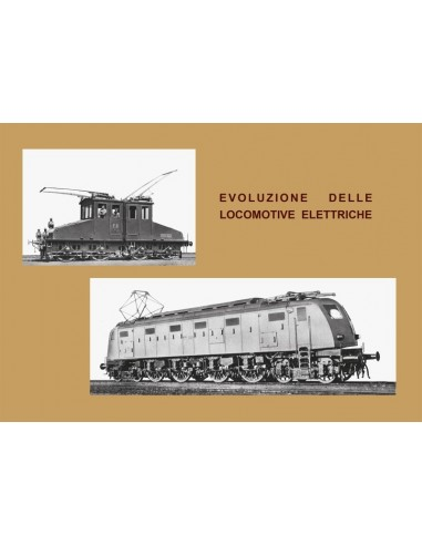 Evoluzione delle locomotive elettriche