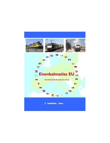Eisenbahnatlas EU - Atlante...