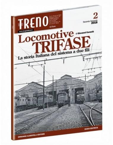 Locomotive Trifase - II fascicolo