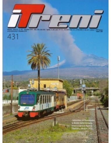 I Treni n.431 - Dicembre 2019