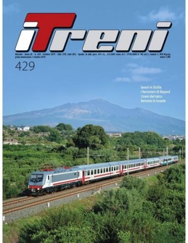 I Treni n.429 - Ottobre 2019