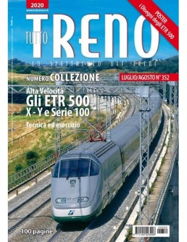 Tutto Treno n.352 - Numero collezione...