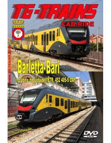 Barletta - Bari - In cabina di guida...
