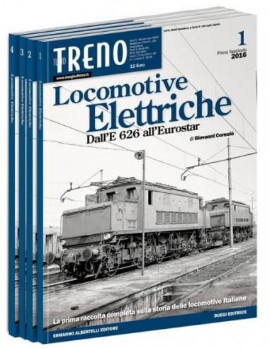 Fascicolo Locomotive elettriche - I...