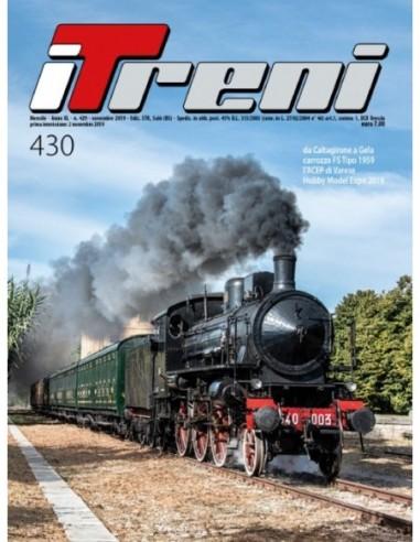 I Treni n.430 - Novembre 2019