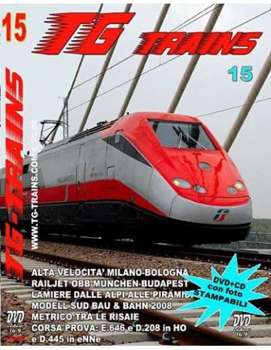 DVD56 - TG-Trains 15/2009