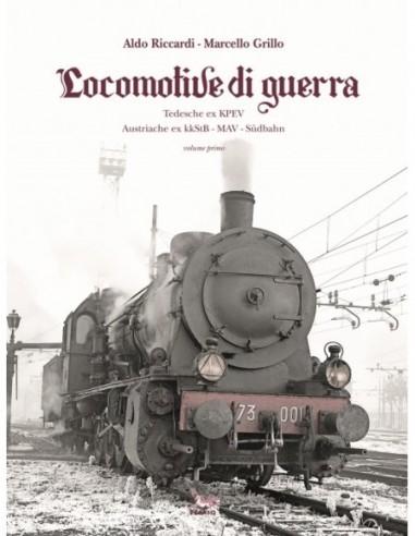 Locomotive di guerra - Tedesche ex...