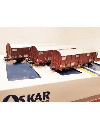 OS4217 - Set 3 carri - 1 Gbhqs e 2 Hbchs