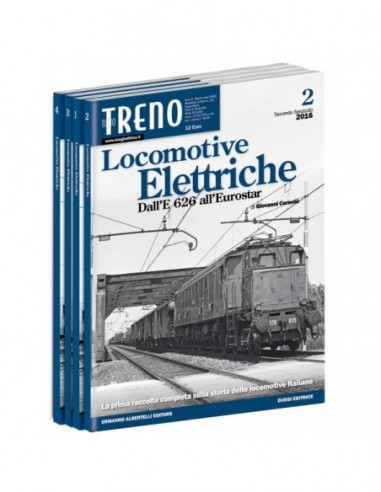 Fascicolo Locomotive elettriche - II...