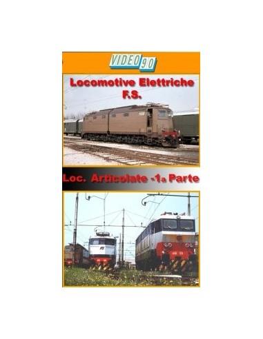 Locomotive elettriche FS - Articolate...