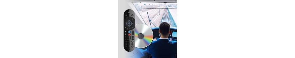DVD - dalla cabina di guida | Shop.Ferrovie.it